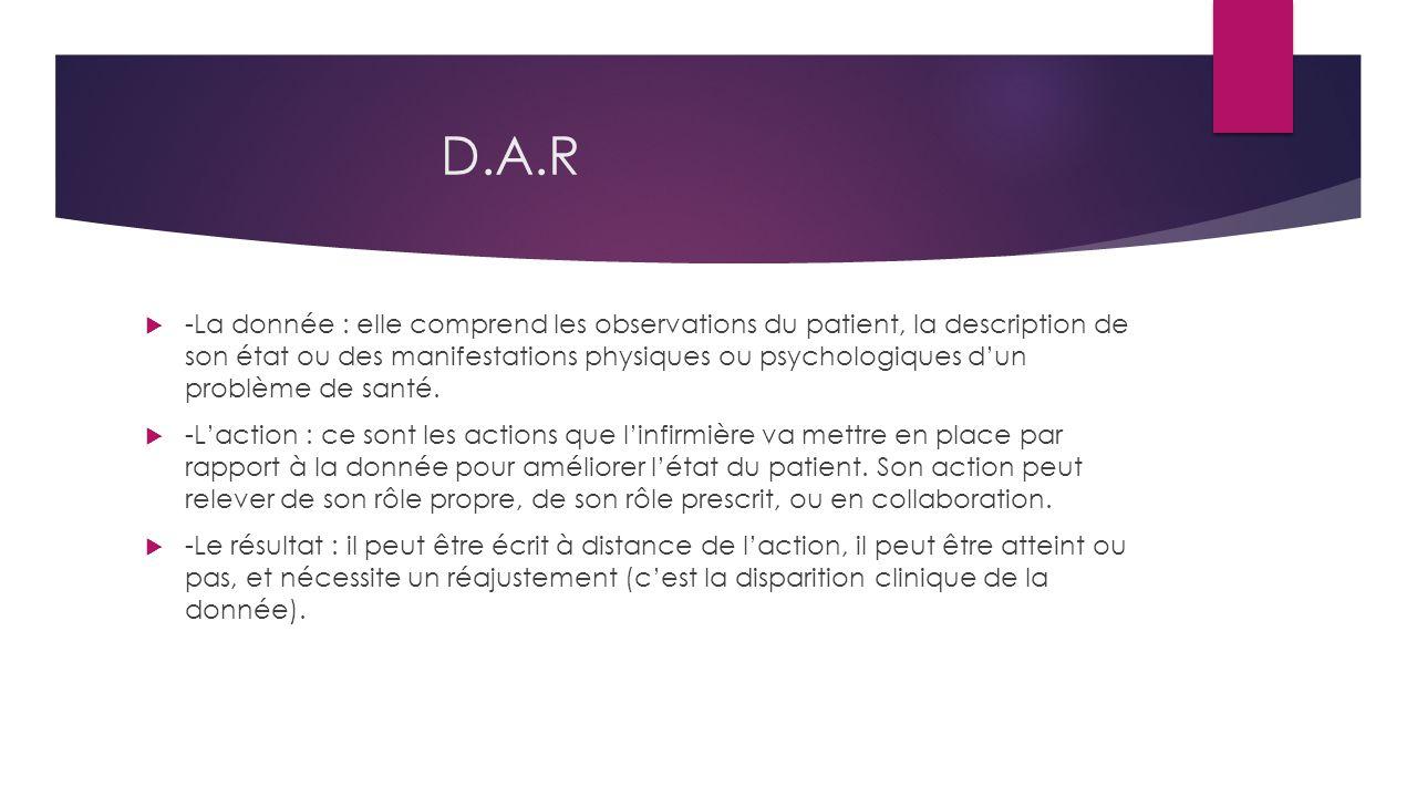 D.A.R