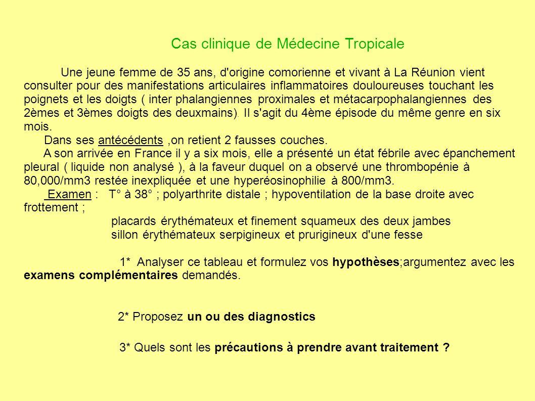 D u de medecine et hygiene tropicales ppt video online - Quel sont les symptome d une fausse couche ...