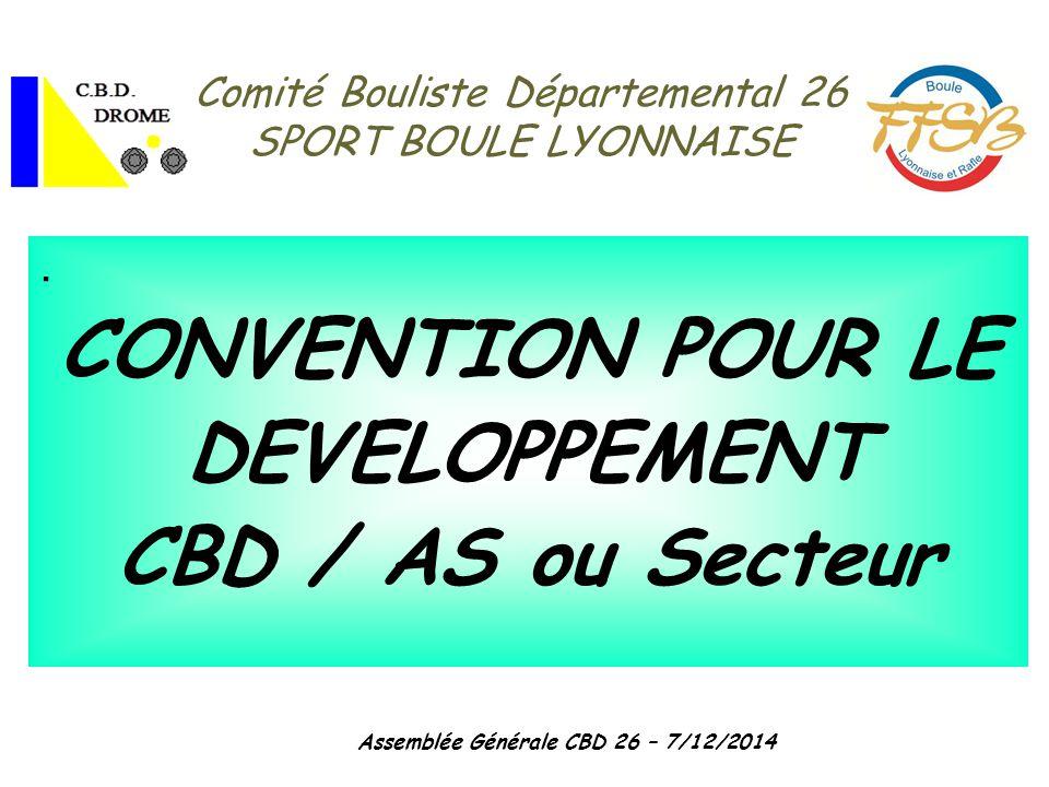Comité Bouliste Départemental 26 SPORT BOULE LYONNAISE