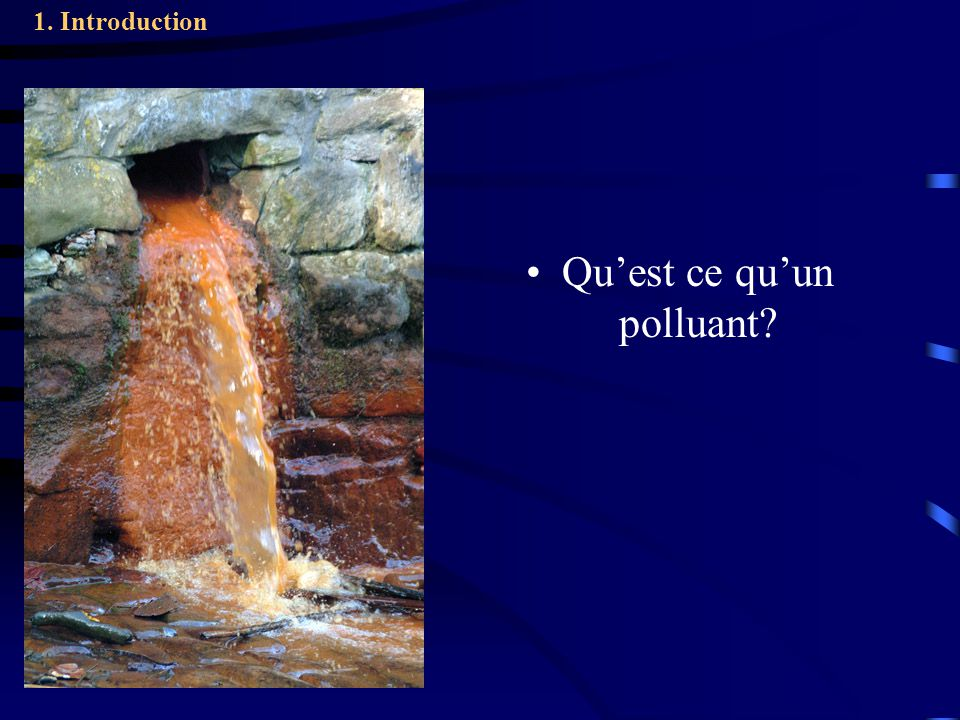 ecotoxicologie marine biochimie de la pollution ppt t l charger. Black Bedroom Furniture Sets. Home Design Ideas