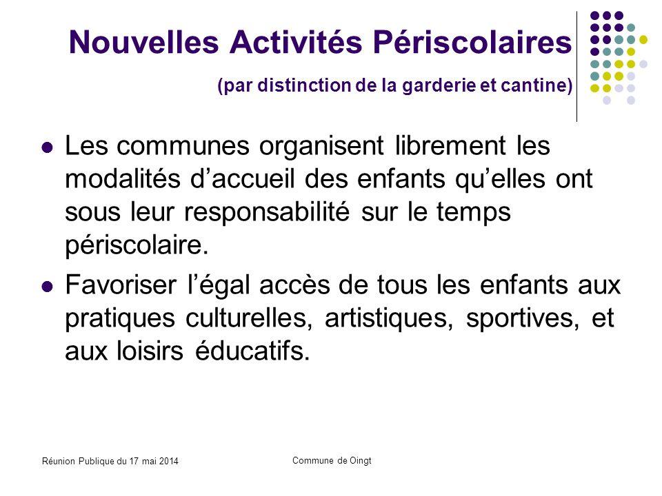 Réunion Publique du 17 mai 2014