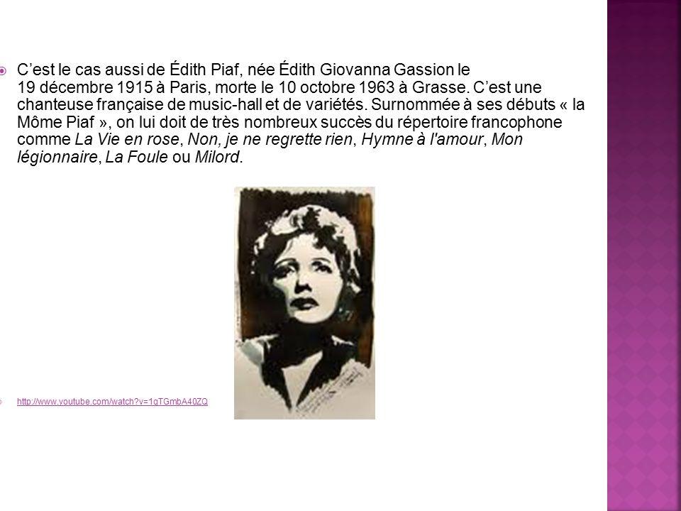 rose chanteuse française