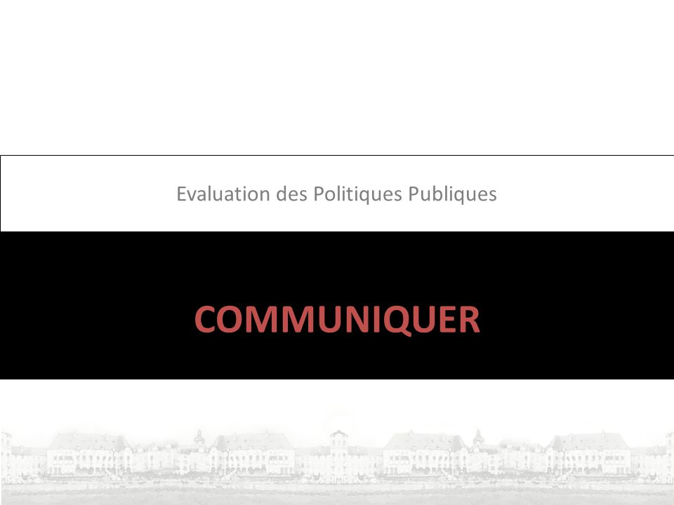 evaluation des politiques publiques ppt t 233 l 233 charger
