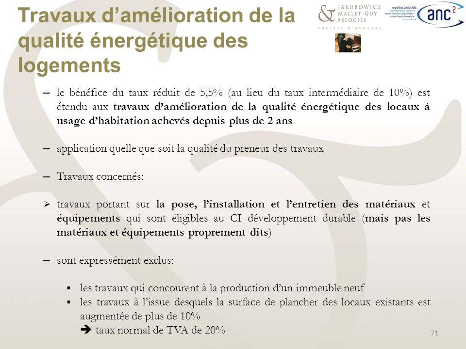 Loi de finances 2014 loi de finances rectificative pour ppt t l charger - Travaux d amelioration ...