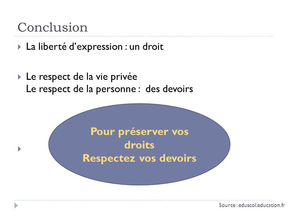 liberté d expression définition