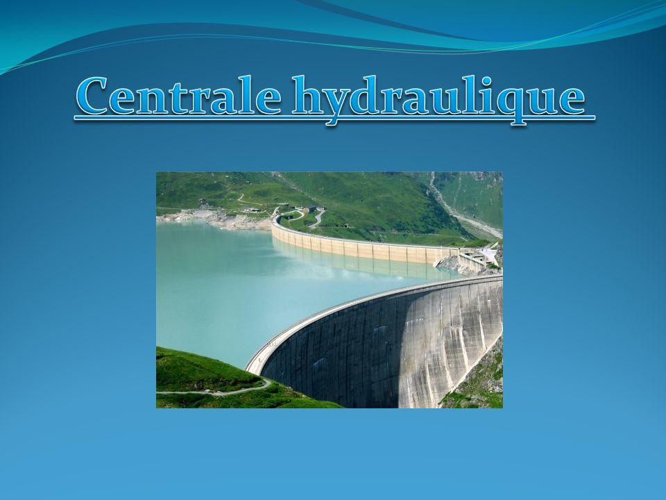 Centrale hydraulique