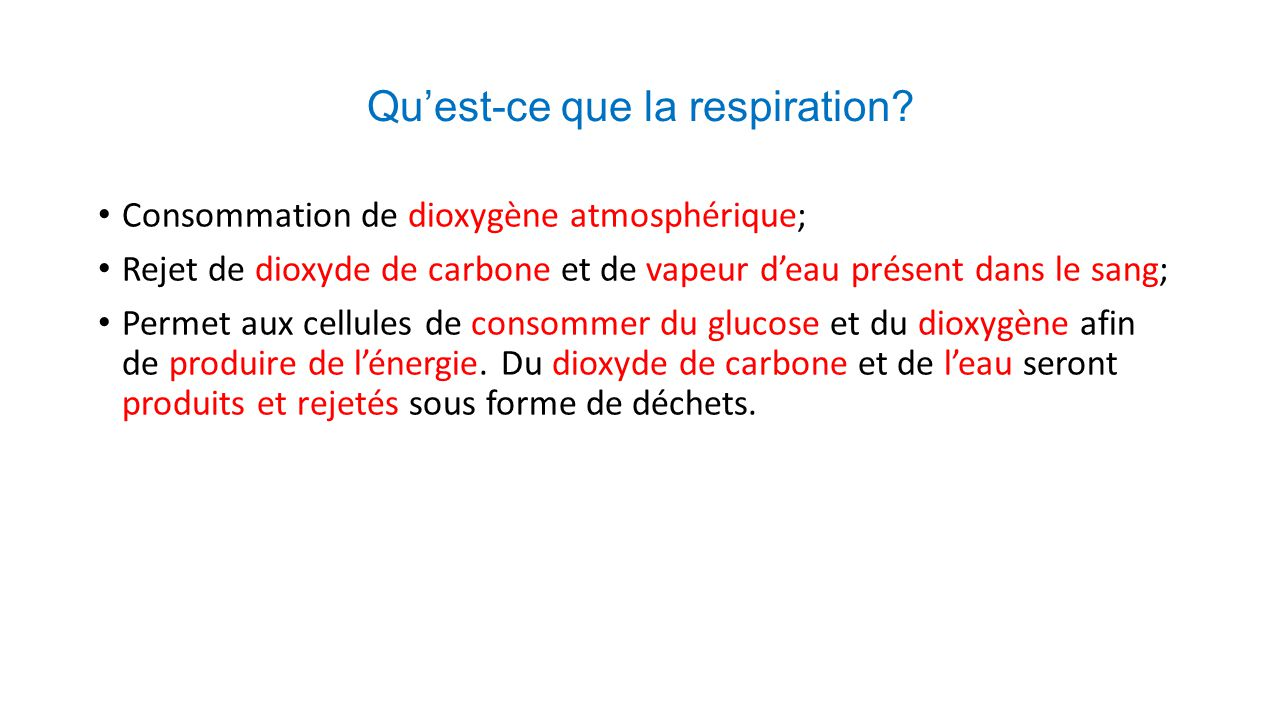 Anatomie et physiologie respiratoire ppt video online for Qu est ce que la lasure