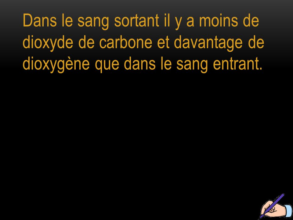 L approvisionnement du sang en dioxygene ppt video - Dioxyde de carbone danger ...