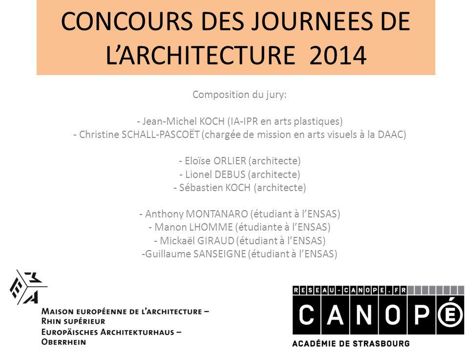 Concours des journees de l architecture ppt t l charger - Journee de l architecture ...