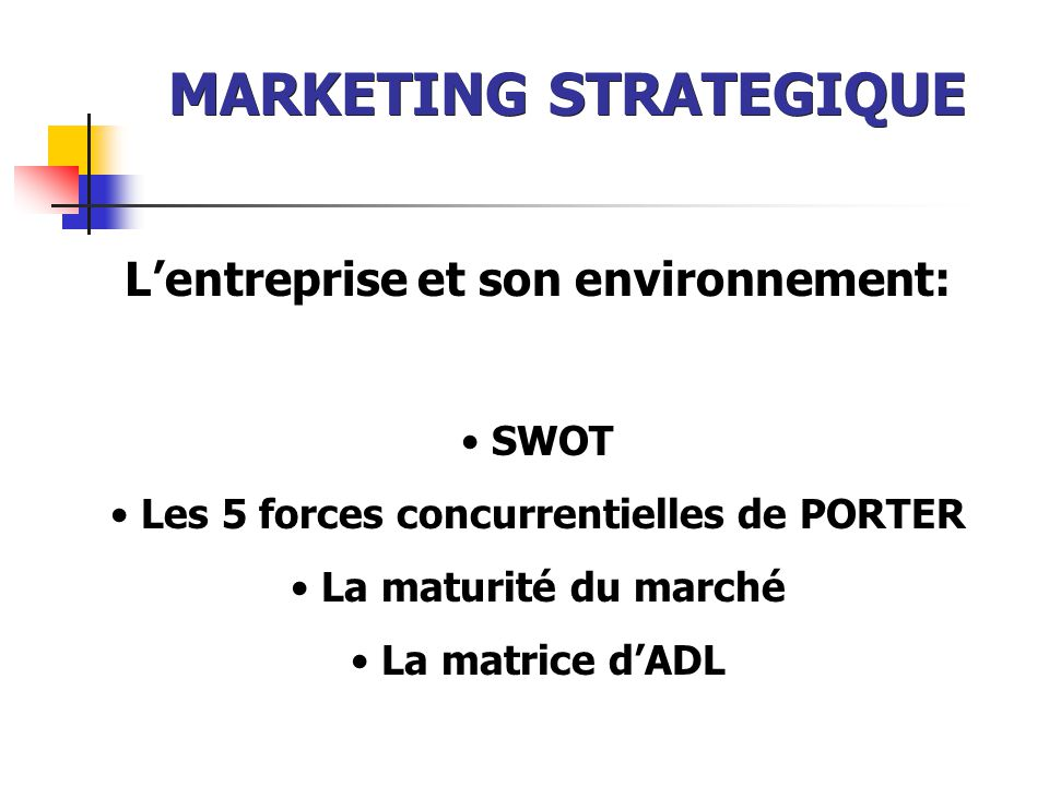 Marketing strategique maj 22 01 07 poignot ppt video online t l charger - Forces concurrentielles porter ...