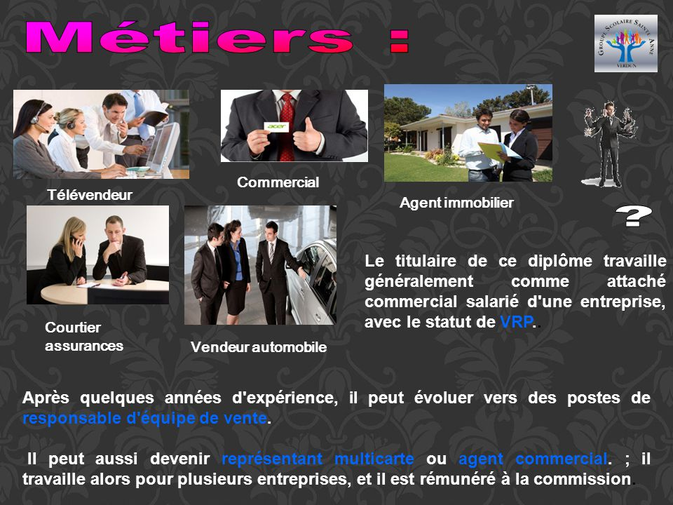 plusieurs agents immobiliers