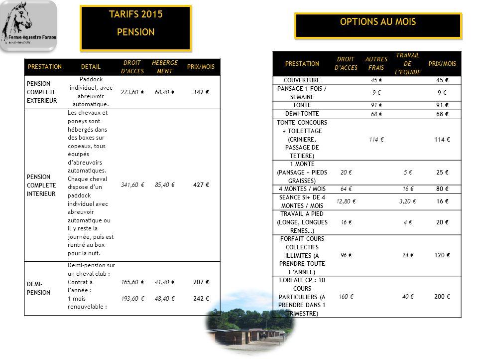 tarifs applicables jusqu au 31 08 15 ppt t l charger. Black Bedroom Furniture Sets. Home Design Ideas