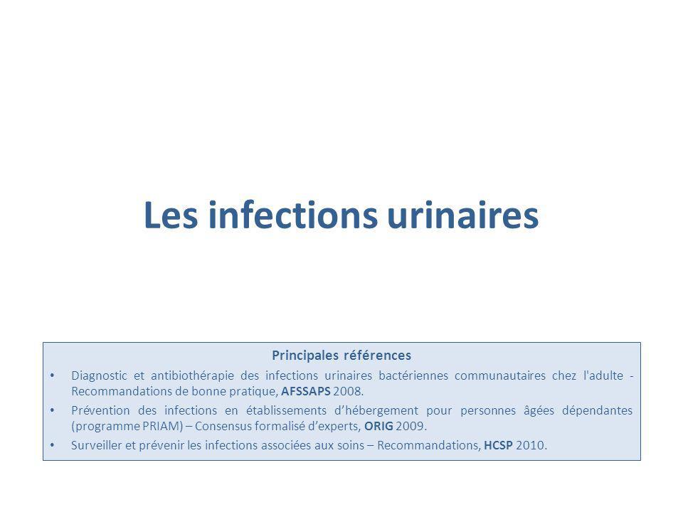 Les infections urinaires - ppt télécharger