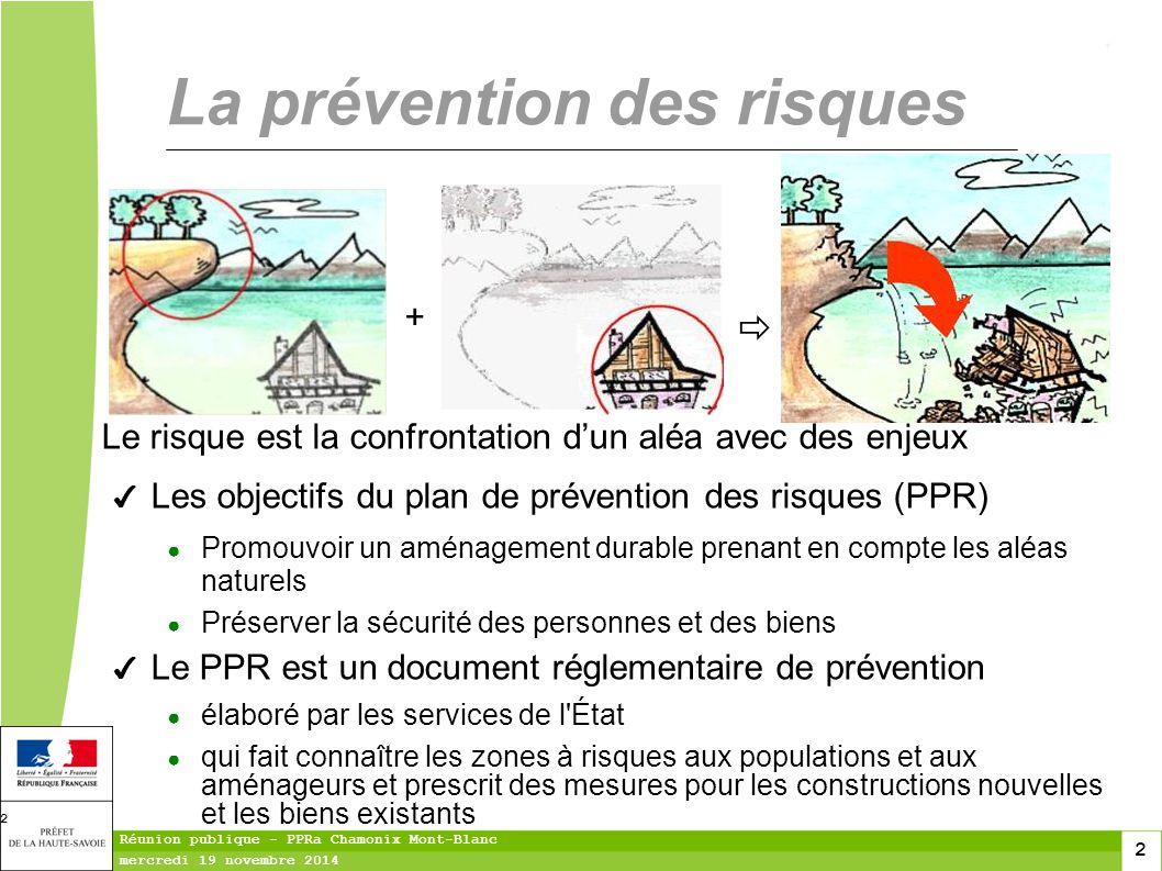 R vision du plan de pr vention des risques avalanches for Plan de prevention des risques entreprises exterieures