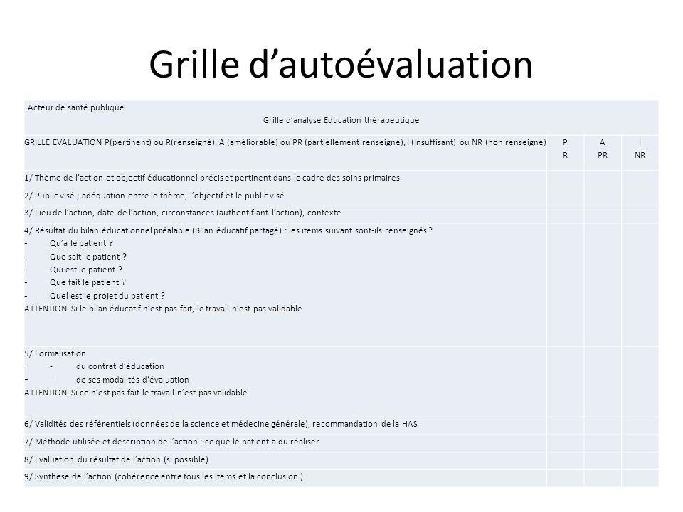 Nom pr nom et courriel de l interne tuteur nom courriel du tuteur ppt video online t l charger - Grille d auto evaluation ...