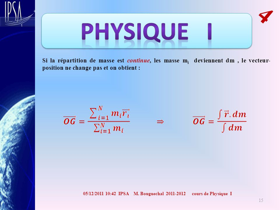 cours physique 2 mi pdf