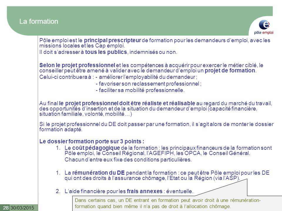 professionnalisation des acteurs de l u2019insertion pr u00e9sentation de p u00f4le emploi jeudi 26 septembre