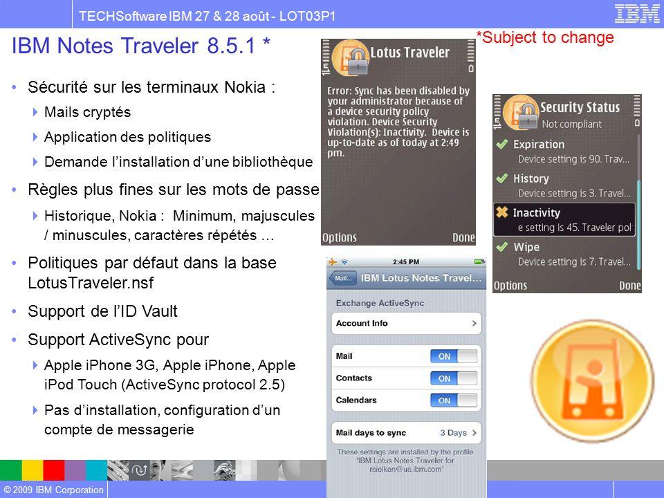 Pr 233 Sentation Des Nouveaut 233 S De La Version Lotus Notes 8 5