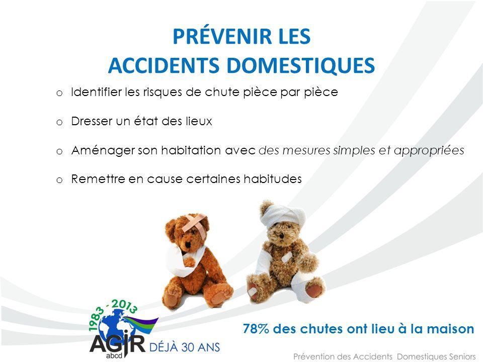 Pr venir les accidents domestiques ppt video online - Les accidents domestiques ...