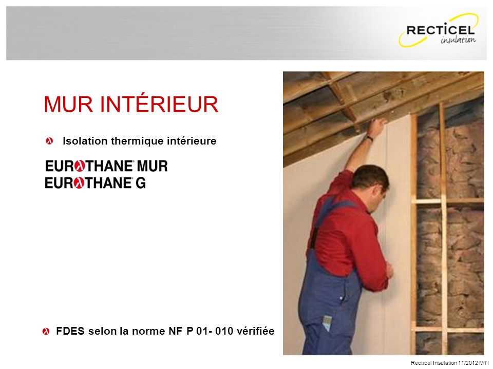 pr sentation recticel le groupe recticel insulation en france ppt video online t l charger. Black Bedroom Furniture Sets. Home Design Ideas