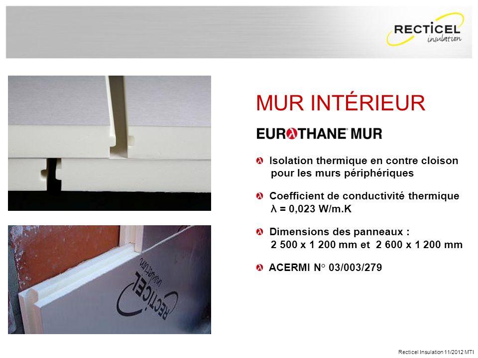 pr sentation recticel le groupe recticel insulation en france ppt video online t l charger. Black Bedroom Furniture Sets. Home Design Ideas