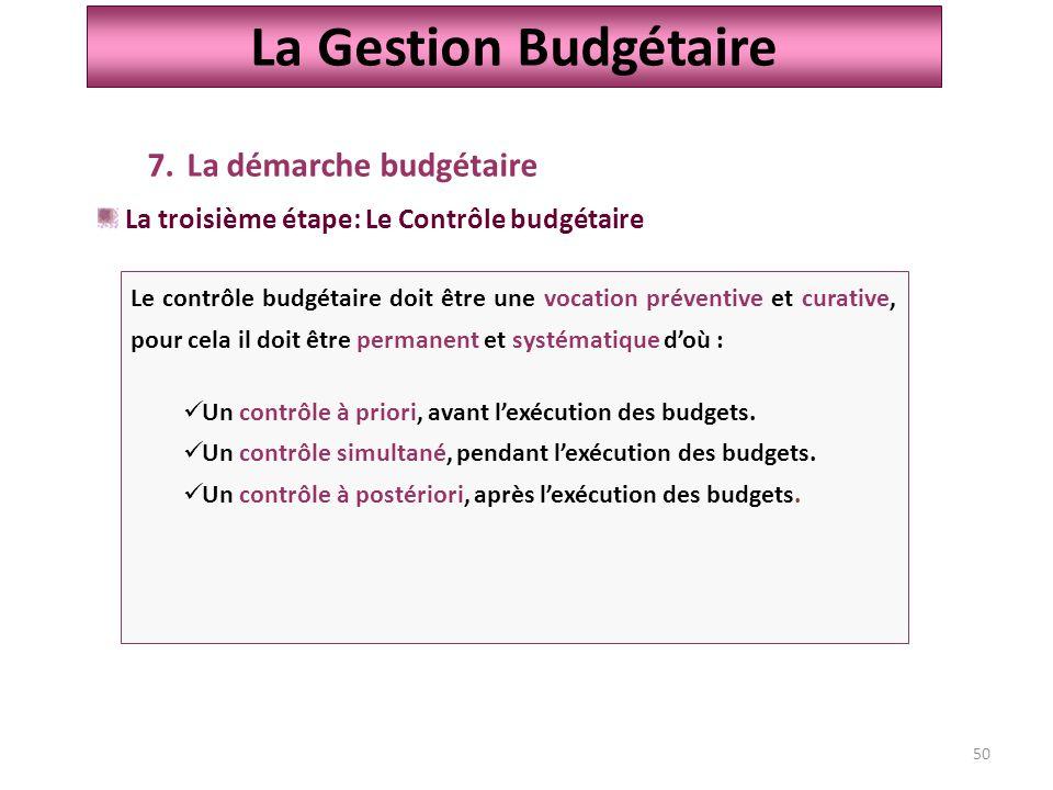 prevision controle budgetaire et mesure de la performance pdf