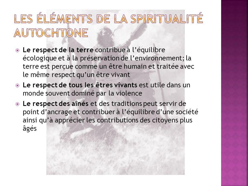 La spiritualit autochtone ppt video online t l charger for Dans quel sens tourne la terre