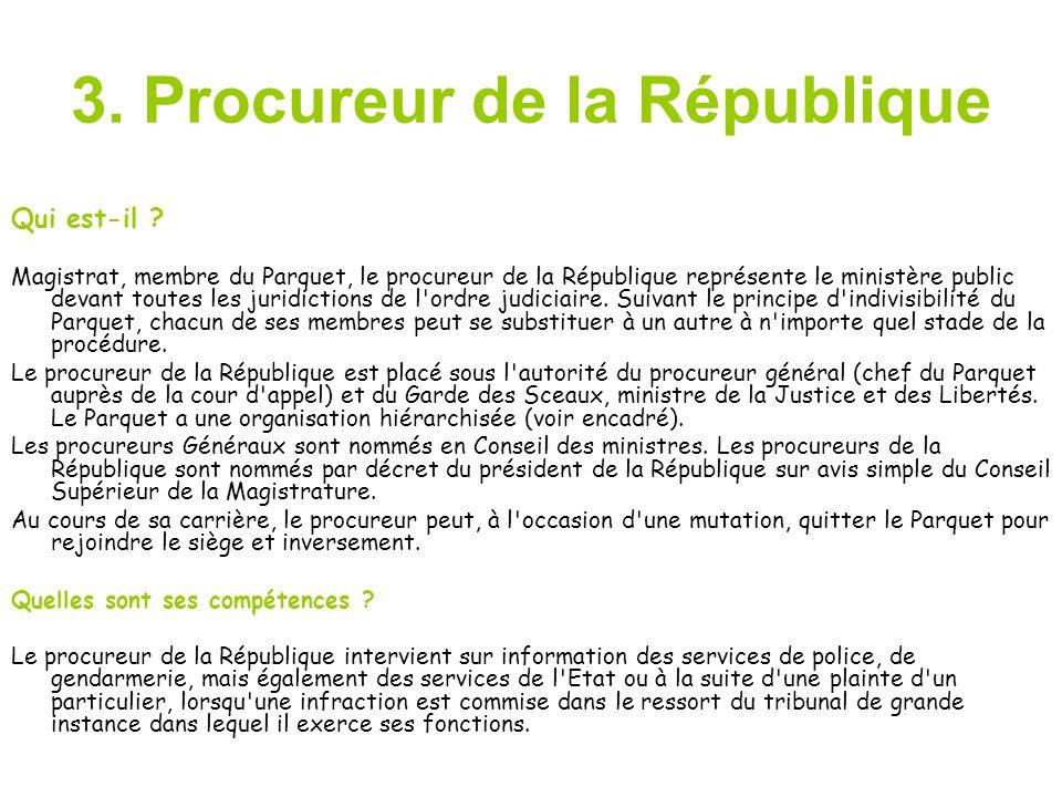La justice et ses m tiers ppt t l charger - Porter plainte aupres du procureur de la republique ...