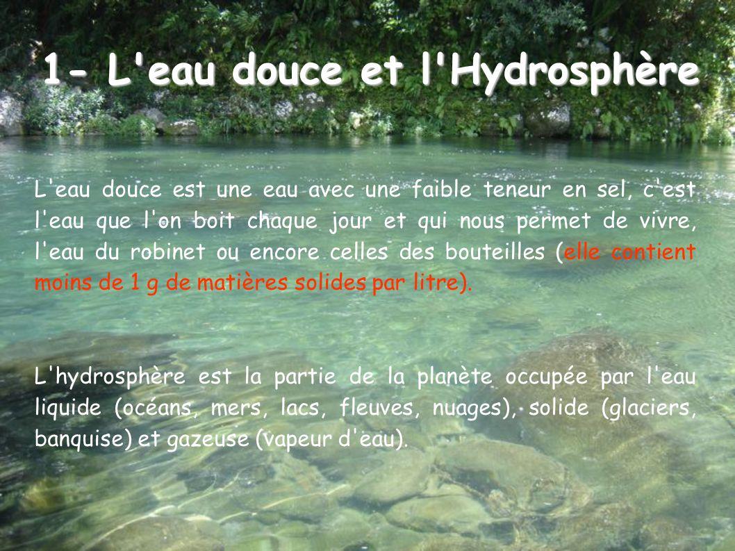 L 39 eau enjeux plan taire ppt t l charger - L eau du robinet ou l eau en bouteille ...