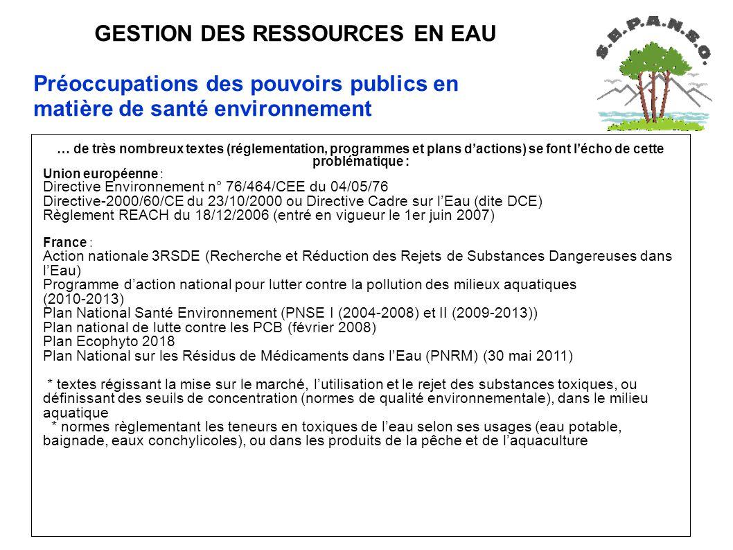 Gestion des ressources en eau ppt t l charger - Office national de l eau et des milieux aquatiques ...