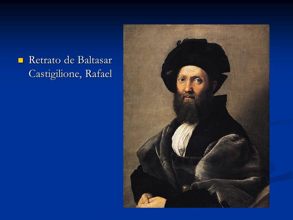 Retrato de Baltasar Castigilione, Rafael