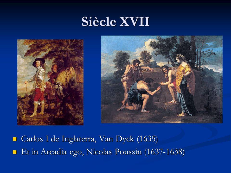 Siècle XVII Carlos I de Inglaterra, Van Dyck (1635)