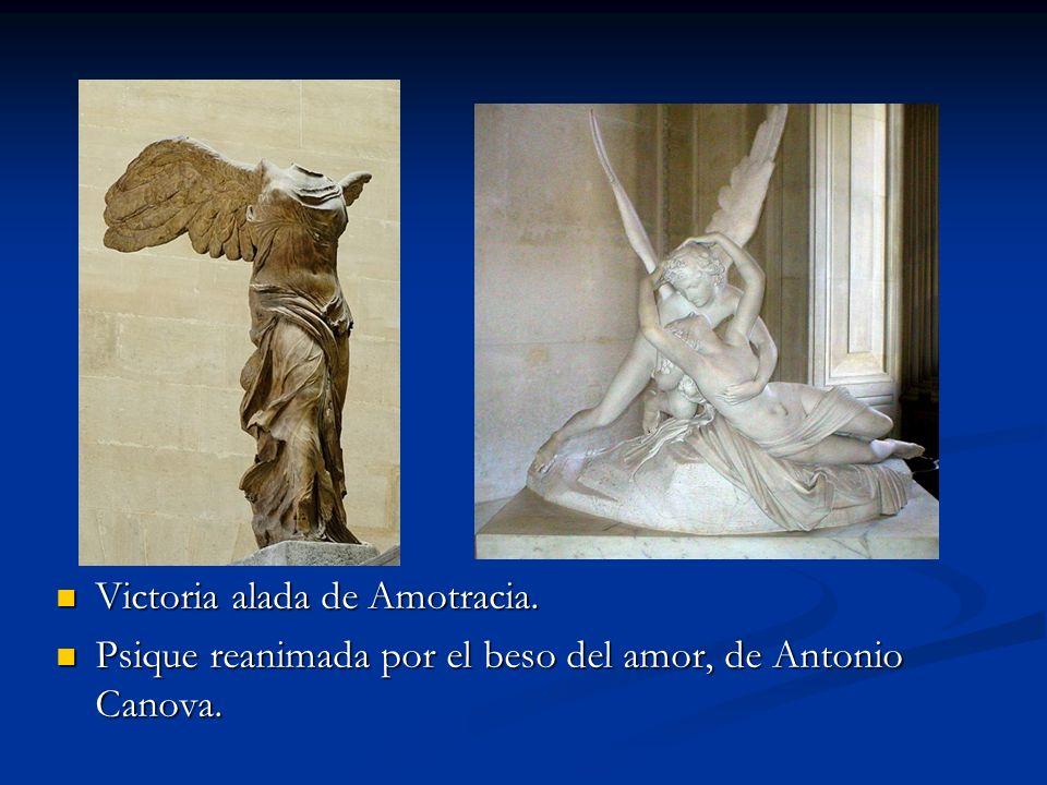 Victoria alada de Amotracia.