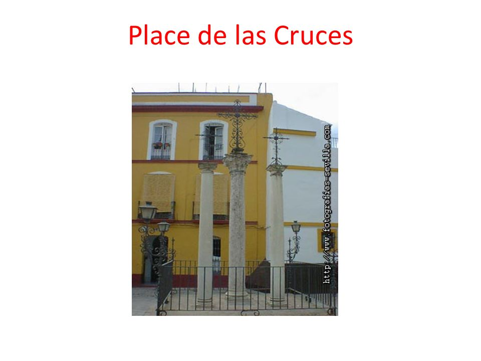 Place de las Cruces