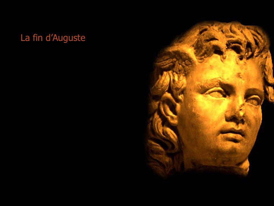 La fin d'Auguste La fin d'Auguste