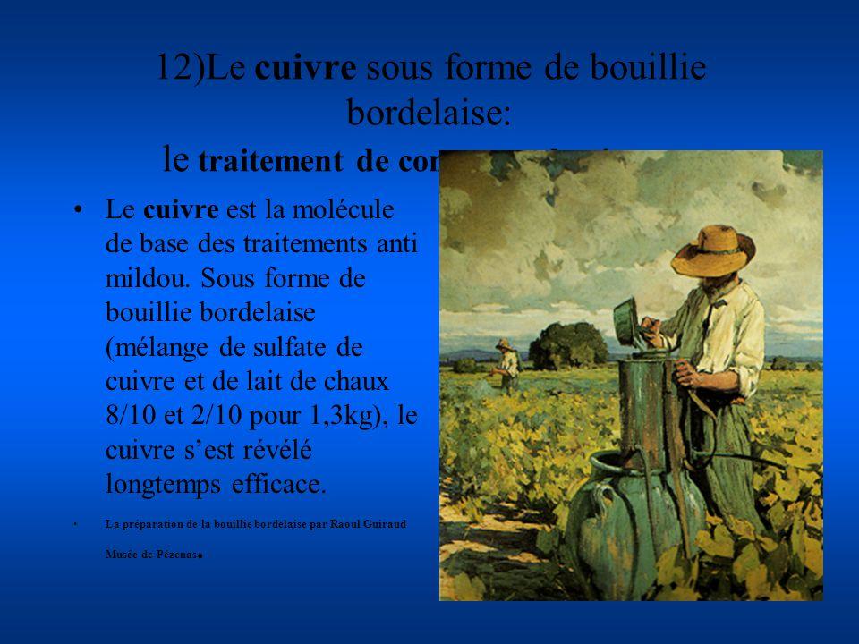 Le mildiou plasmopara viticola ppt video online t l charger - Traitement cerisier bouillie bordelaise ...