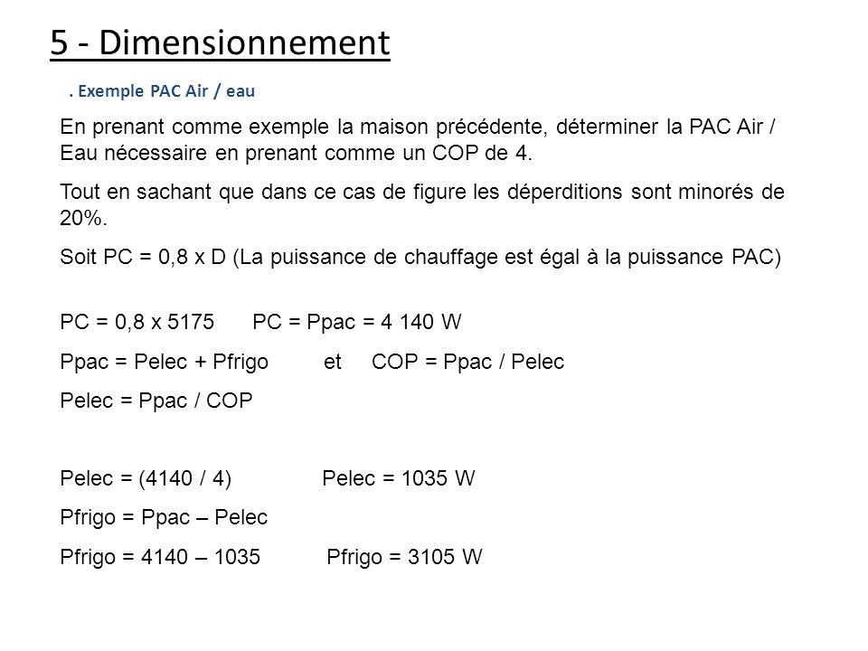 Pompe a chaleur a rothermie g othermie ppt video for Dimensionnement pac air eau