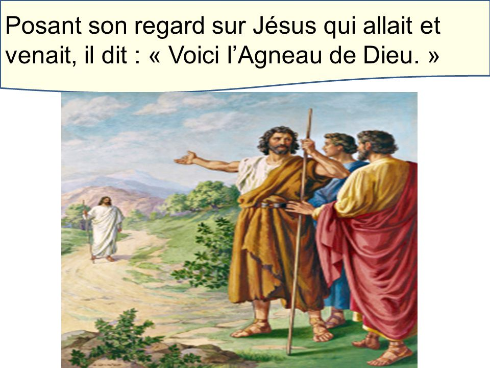"""Résultat de recherche d'images pour """"évangile de Jean 1,35-42"""""""