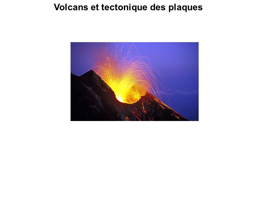 Volcans et tectonique des plaques