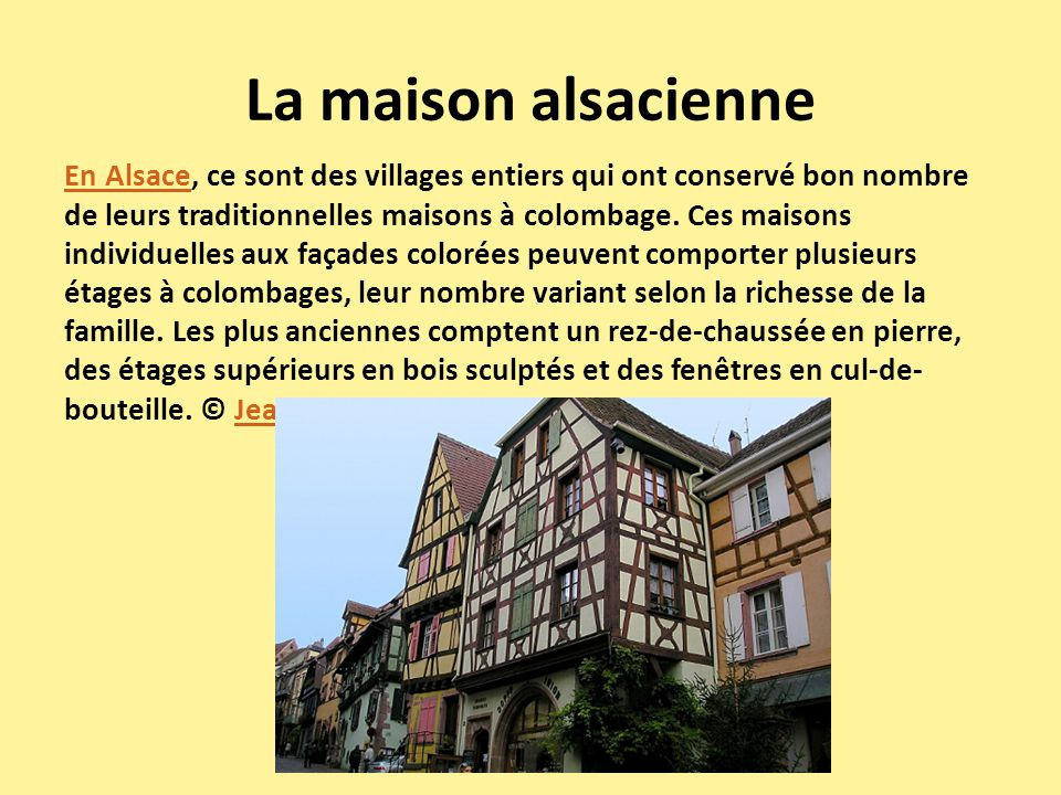 Les logements des pays diff rents ppt t l charger - Nombre de maisons individuelles en france ...