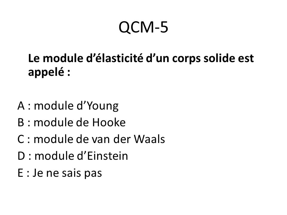 QCM-5