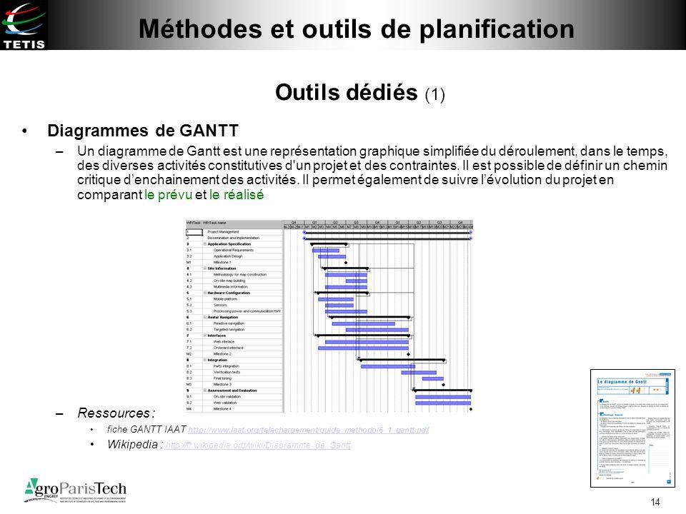 Mthodes et outils de planification ppt video online tlcharger mthodes et outils de planification ccuart Gallery