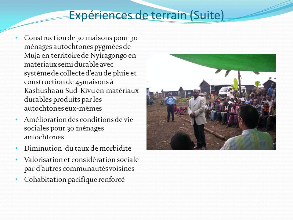 Programme d int gration et de d veloppement du peuple for Construction suite online