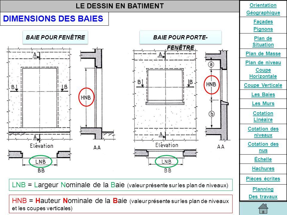 Etudes des constructions ppt video online t l charger - Largeur d une porte ...