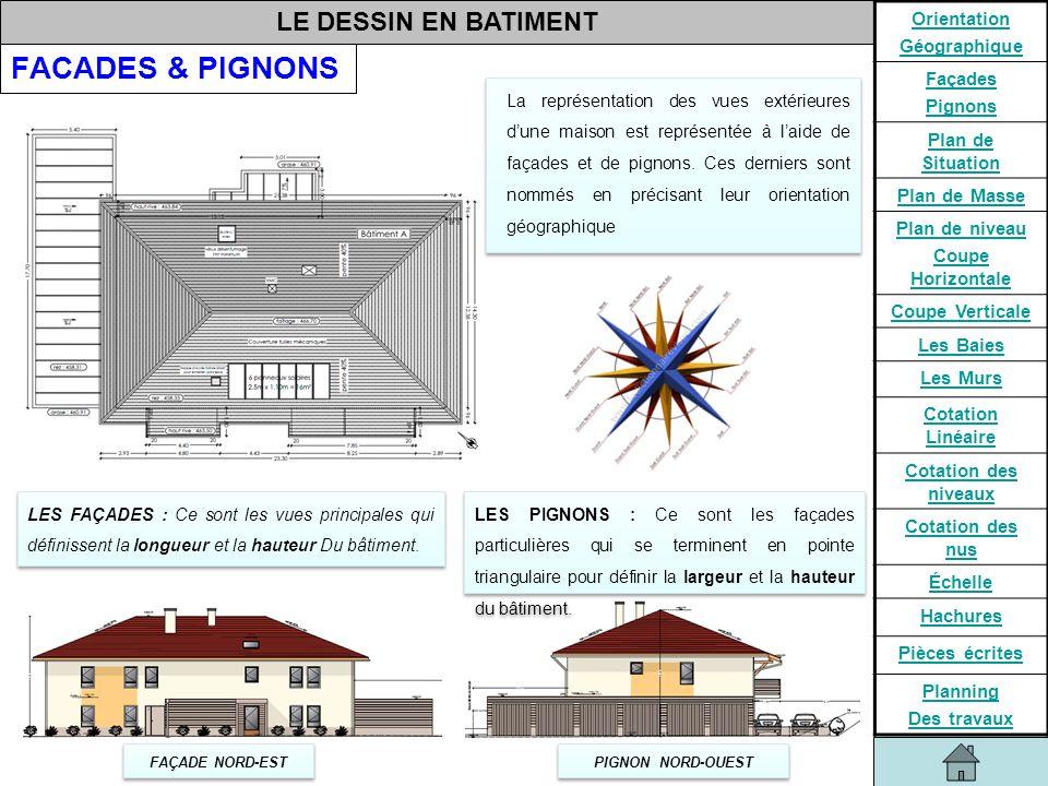 Etudes des constructions ppt video online t l charger for Aide facade