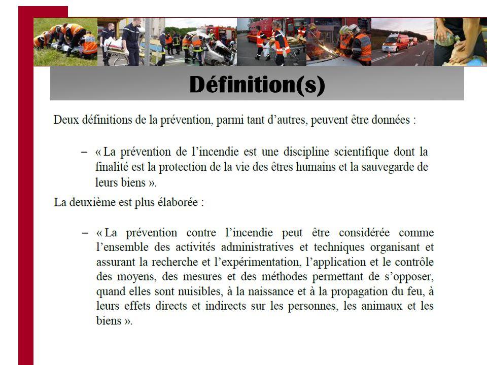 Définition(s)