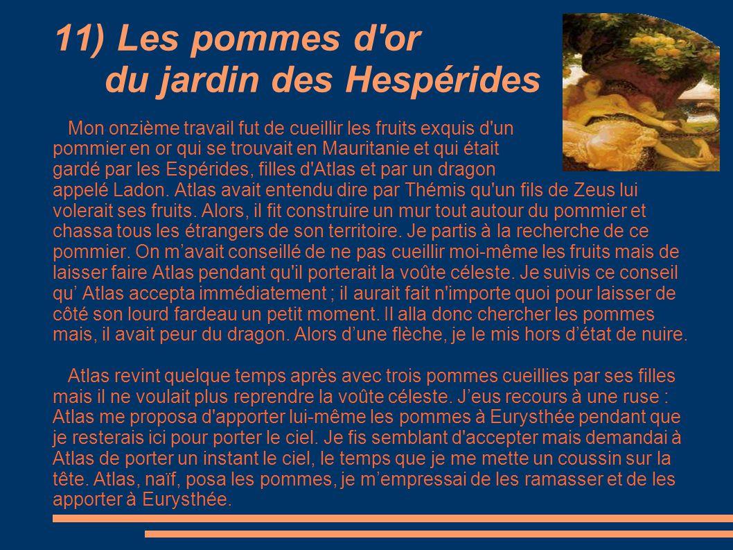 Troisi me nuage du mont olympe athenes ppt video online - Les pommes d or du jardin des hesperides ...
