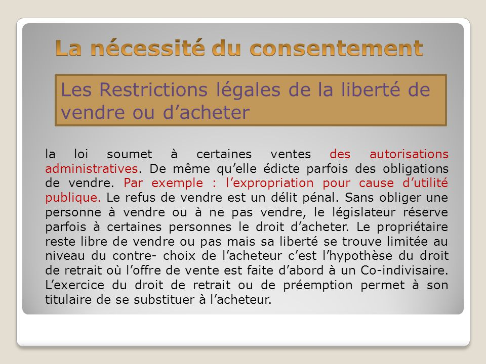 D finition article 478 du doc la vente est un contrat par for Definition delit