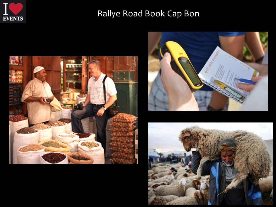 Rallye Road Book Cap Bon