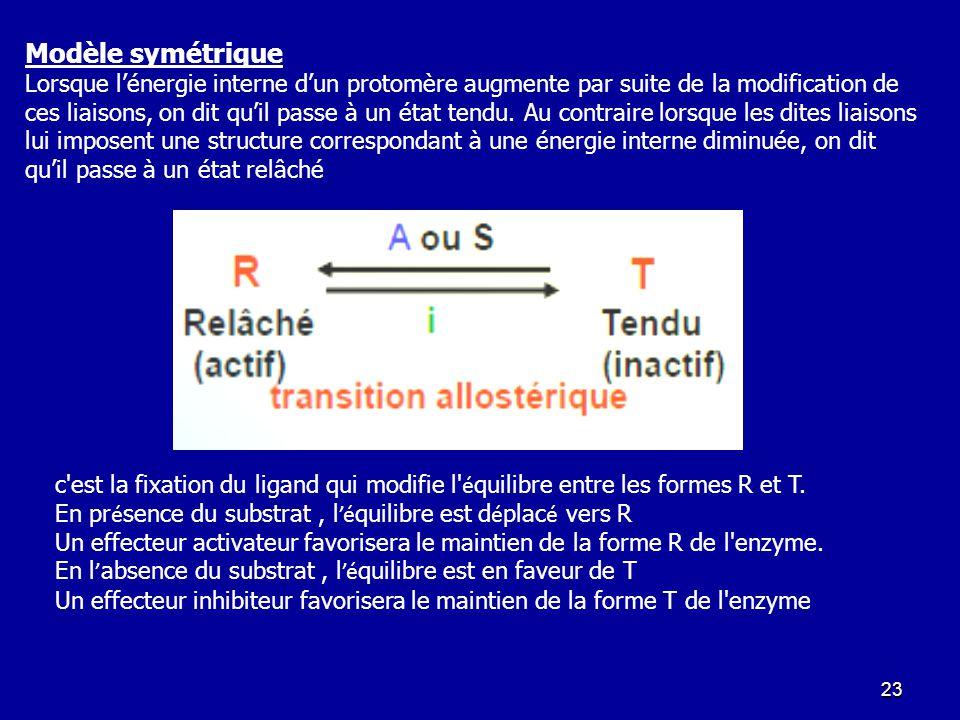 Modèle symétrique
